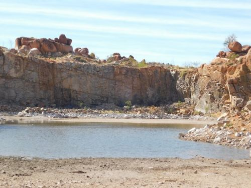 Birding a Kimberley Quarry in 2020
