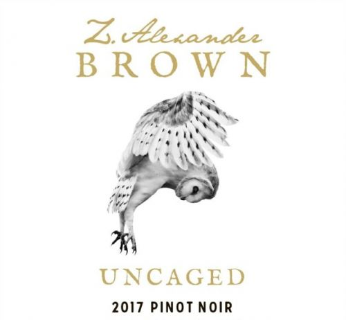 Z. Alexander Brown: Uncaged - Pinot Noir (2017)