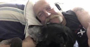 Man Comforted By Angel In Disguise After His Dog Died