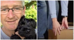 Amazon Employee Helps Customer Whose Puppy Was Stolen By Delivery Driver
