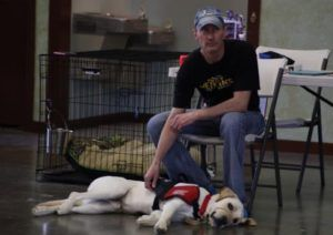 Veteran Finds A Kindred Spirit Through Pets For Vets