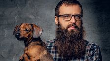 Men With Beards Have More Germs Than Dogs: Study