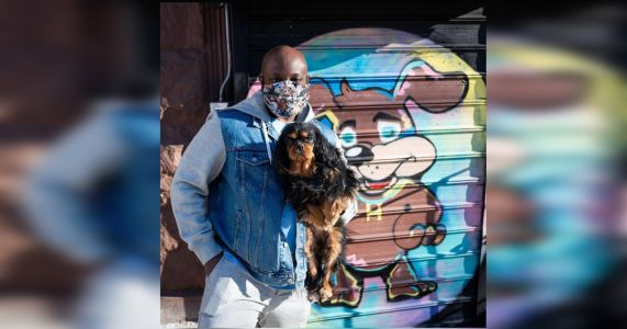 "The ""Dogfather of Harlem"" Is Transforming Dog and Human Lives During Pandemic"