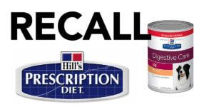 BREAKING: More Varieties of Dog Food Added to Recall for Elevated Vitamin D - Hill's Prescription Diet & Science Diet Affected