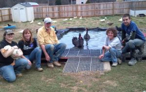 Volunteers Flocked To Rebuild Waterfowl Sanctuary After A Tornado, Aided By Greater Good's Support