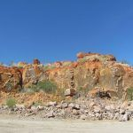 Birding at a Quarry in the Kimberley
