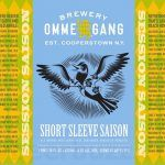 Brewery Ommegang: Short Sleeve Saison