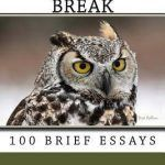"From the Niagara Frontier: A Book Review of ""Birder's Break"""