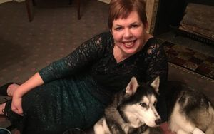 Incredible Siberian Husky Saves Her Human's Life Three Times