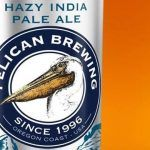 """A wonderful bird is the pelican"" - Pelican Brewing Company: Hazy Rock India Pale Ale"