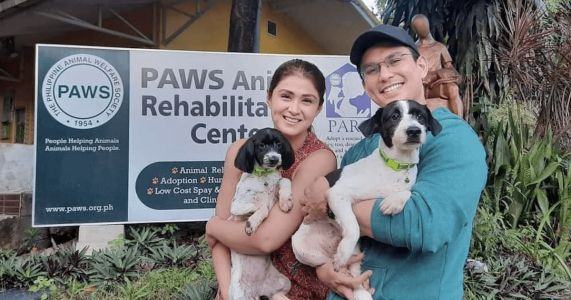 Carla Abellana's Rescue Dog Dies Only Hours After She Saves Another Dog
