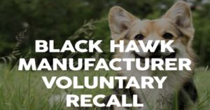 RECALL: Black Hawk Dog Food Has Fears Of Mold Contamination
