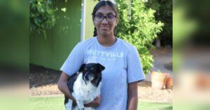 Adopted Girl Raises Funds to Help Senior Dogs Get Adopted