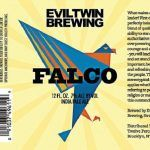 Evil Twin Brewing Falco India Pale Ale