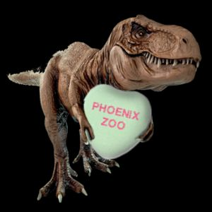 Celebrate Valentine's Day at Dino Date Night!