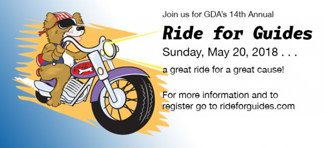 14th Annual Ride for Guides