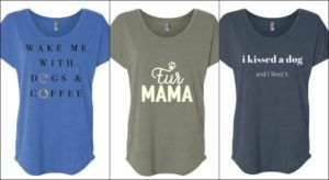 The Cute, Comfy, Complimentary T-Shirts That Also Feed Shelter Pets