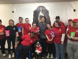 Every Purchase Of Good Reasons Dog Treats Helps Those Living With Autism And Developmental Disabilities