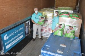 Keeping Families Together™: Alley Cat Allies Launches Initiative to Provide Food for Animals in Florida Food Banks