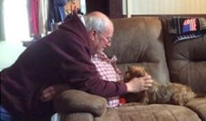 Your Purchases Helped Pair This Veteran With His Beloved Dog