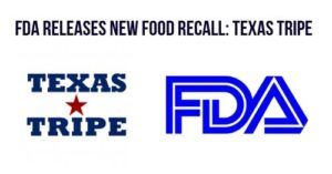 Breaking News: Texas Tripe Recalls Pet Food after Finding Traces of Salmonella and Listeria