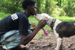 Atlanta Organization Helps Strays While Keeping Kids Out Of Gangs