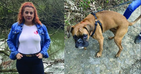 Tinder Date Ends With Woman Jumping In River To Save Date's Dog
