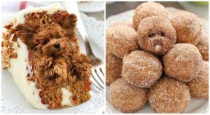 If You Love Adorable Dogs & Delicious Food, These Photos Will Make Your Day