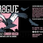 """Condors over Cologne"" - Rogue Ales & Spirits: Condor Kolsch"
