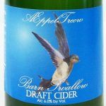 ÆppelTreow Winery & Distillery: Barn Swallow Draft Cider