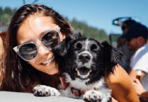 """After Losing Her Cat, This Actress' New Rescue Dog """"Brought Her Back To Life"""""""