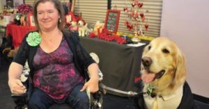 "Rescue Staff Helps Service Dog Diagnosed With Cancer Complete ""Bucket List"""
