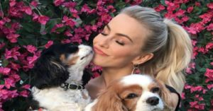 Julianne Hough And Brooks Laich Mourn The Loss Of Their Two Cavaliers
