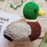 Can't go birding? Knit them yourself!