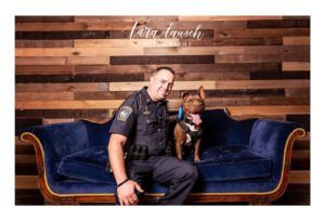 Troubled Shelter Pit Bull Becomes Indiana's First Police K9