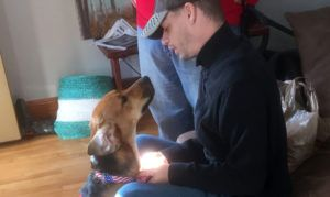 A Veteran Found His Perfect Dog Thanks To You!