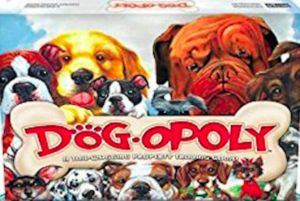 Live Your Dreams Through Dog-Opoly, The Game Where You Collect Dogs Instead Of Property