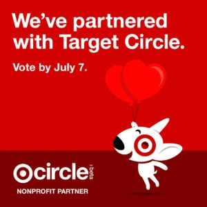 We're Participating in the Target Circle Program!