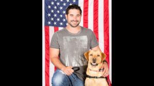 Hero Veteran Is Matched With Life-Changing Service Dog Thanks To YOUR Purchases!