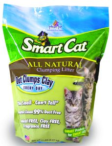 SmartCat® Natural Litter- tips on how to use