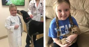 Terminally Ill Little Girl That Spent Her Life Advocating For Dogs Has Passed Away